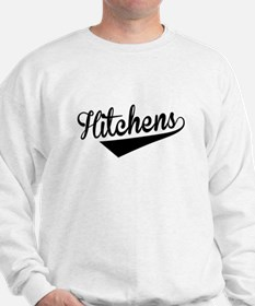 Hitchens, Retro, Sweatshirt