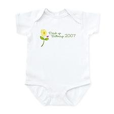 Cute Buttercup Infant Bodysuit