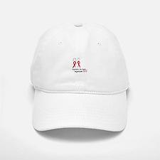 Together We Fight Against HIV Baseball Hat