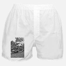 Cute Hobbies Boxer Shorts