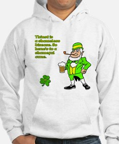 Thirst is a shameless desease Hoodie
