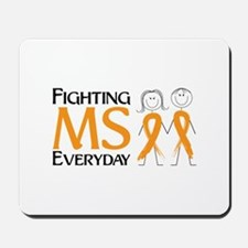 Fighting MS Everyday Mousepad