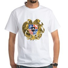 Armenia White T-shirt
