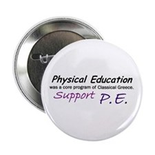 Physical Education Button