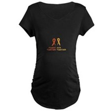 Leukemia Survivors Maternity T-Shirt