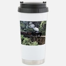 Old Narrow Gauge Steam  Stainless Steel Travel Mug