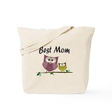 Best Mom Tote Bag