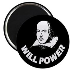 Will Power Magnets