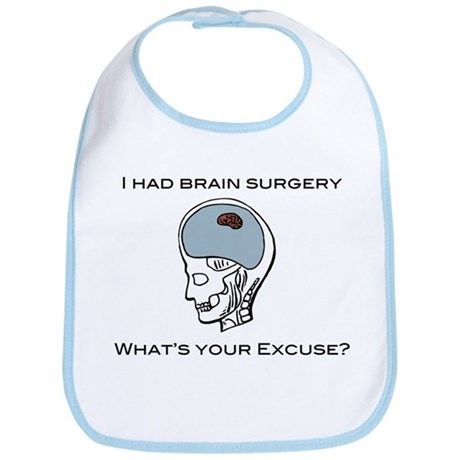 I had brain surgery what's yo Bib