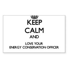 Keep Calm and Love your Energy Conservation Office