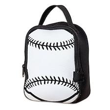 Baseball Neoprene Lunch Bag