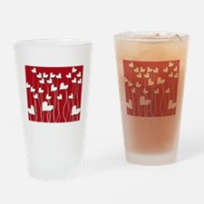 valentine Drinking Glass
