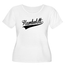 Humboldt, Retro, Plus Size T-Shirt