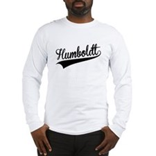 Humboldt, Retro, Long Sleeve T-Shirt