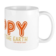 The Nappy Shall Inherit The E Mug