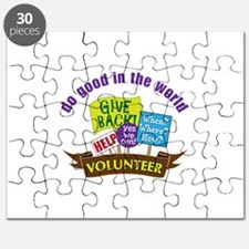 do good in the world Puzzle