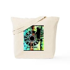 Turn It Up - Music Design / Beach Tote Bag