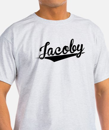 Jacoby, Retro, T-Shirt