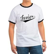 Javier, Retro, T-Shirt