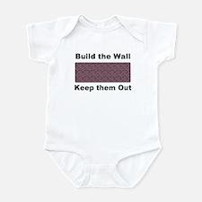 Build the Wall Infant Bodysuit