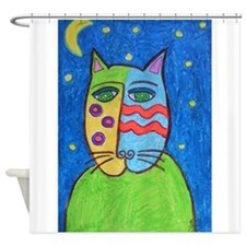 Cat© Shower Curtain