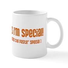 I'm Special (dog) Mug