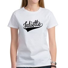 Juliette, Retro, T-Shirt
