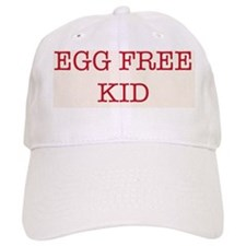Egg Free Baseball Cap