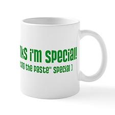 I'm Special (grandpa) Mug