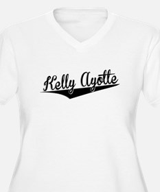 Kelly Ayotte, Retro, Plus Size T-Shirt