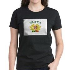 Sintra, Portugal Coat of Arms Tee