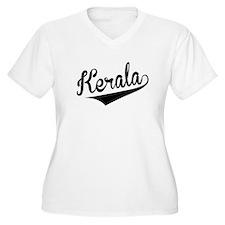 Kerala, Retro, Plus Size T-Shirt
