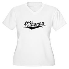 Kilkenny, Retro, Plus Size T-Shirt