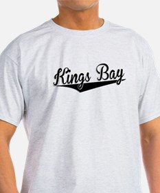 Kings Bay, Retro, T-Shirt