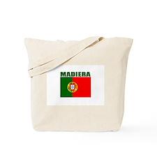 Madiera, Portugal Tote Bag