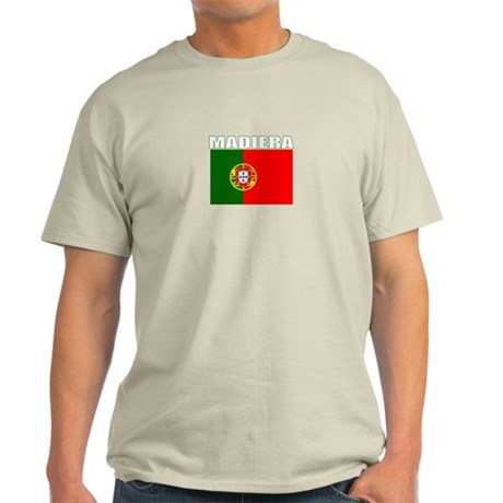 Madiera, Portugal Light T-Shirt