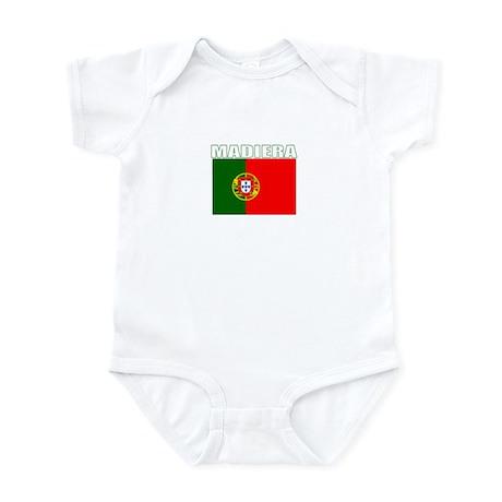 Madiera, Portugal Infant Bodysuit