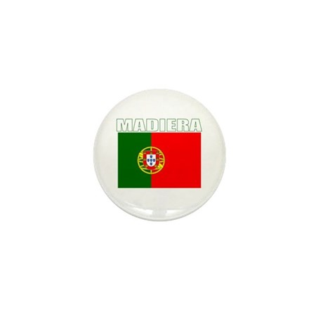 Madiera, Portugal Mini Button (10 pack)