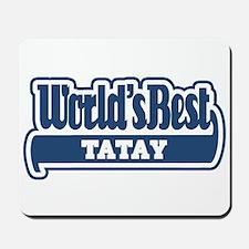 WB Dad [Tagalog] Mousepad