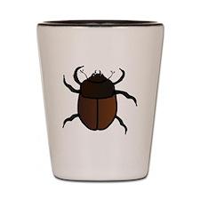 Junebug Shot Glass