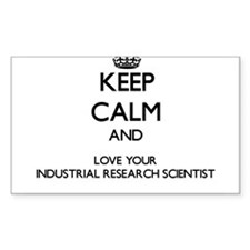 Keep Calm and Love your Industrial Research Scient