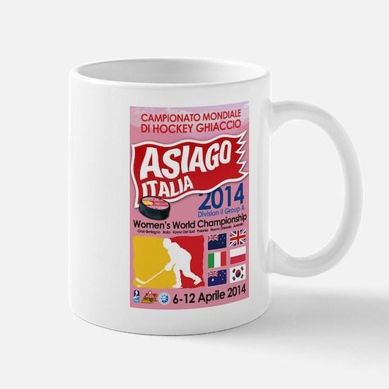 2014 Asiago World Champs Mug