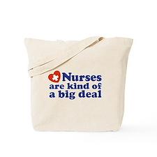 Cute Nurse Tote Bag