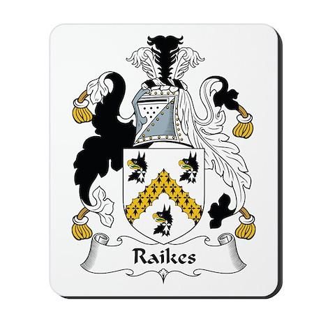Raikes Mousepad