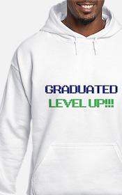Grad Lvl Up Hoodie