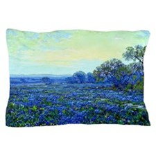 Onderdonk - Field of Bluebonnets Pillow Case
