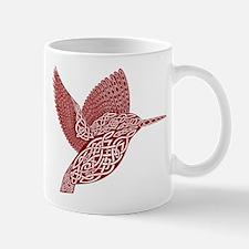 celtic king fisher red Mugs