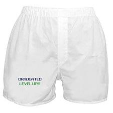 Grad Lvl Up Boxer Shorts