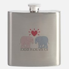 Forever In Love With You Flask
