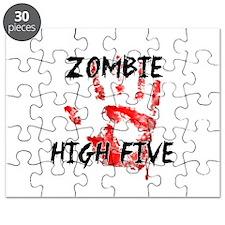 Zombie High Five Puzzle